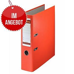Bene Standardordner A4, Rückenbreite: 8 cm, orange