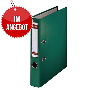 Bene Standardordner A4 grün, Rückenbreite: 4,5 cm