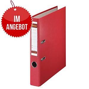 Bene Standardordner A4 rot, Rückenbreite: 4,5 cm