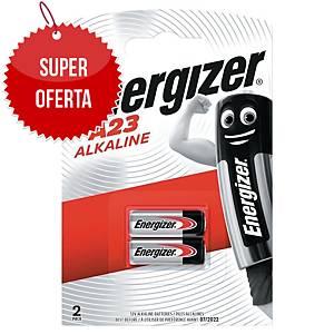 Baterie specjalistyczne ENERGIZER® E23A 12V, w opakowaniu 2 sztuki