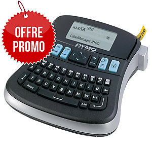 TITREUSE DE BUREAU DYMO LABEL MANAGER 210D CLAVIER AZERTY