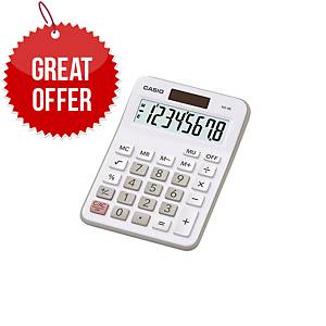 Casio MXX-8B-WE Desktop Calculator