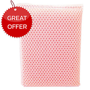 POLY-BRITE SPONGE IN A NET 4X5INCHES - PACK OF 4