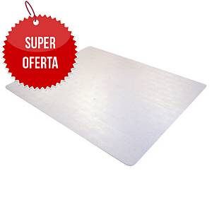 Mata podłogowa CLEARTEX z PCV na wykładzinę dywanową 120 x 150 cm