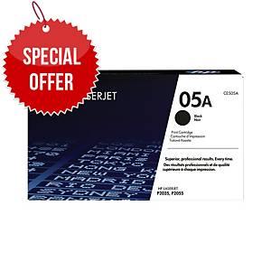 Hewlett Packard Ce505A Laserjet Black