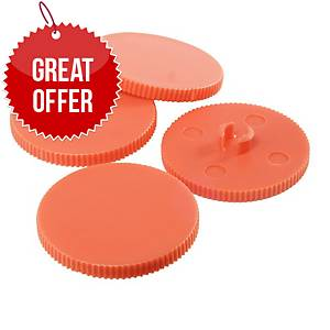 Replacement Discs For The Rapid Supreme HDC150 Heavy Duty Hole Punch Pack of 10