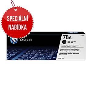HP laserový toner 78A (CE278A), černý