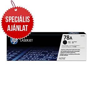HP toner lézernyomtatókhoz 78A (CE278A) fekete