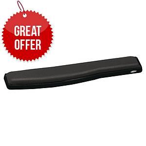 Fellowes 93742 Height Adjustable Keyboard Wrist SuPPort Black