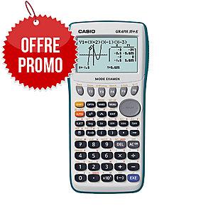 Calculatrice graphique Casio graph 35+e 10+2 chiffres