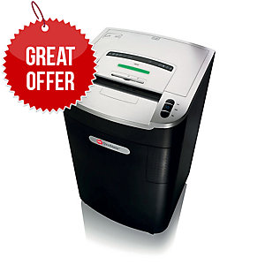GBC RLX20 CROSS-CUT LARGE OFFICE SHREDDER