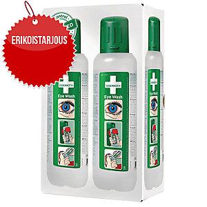 Cederroth silmänhuuhtelu 500 ml, myyntierä 1 kpl = 2 pulloa