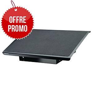 Repose-pieds Fellowes Pro series - ajustable - 3 hauteurs