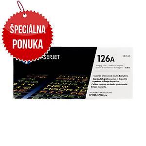 HP valec pre laserové tlačiarne 126A (CE314A) čierny