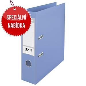 Pákový pořadač Esselte No. 1 Power, A4, šířka hřbetu 7,5 cm, solea modrá