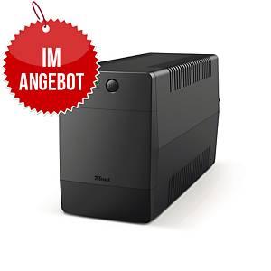 Trust PAXXON UPS 1000VA kompakte USV-Anlage