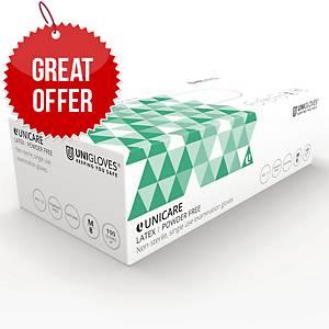 Latex PowderFree Glove XL (Box of 100)