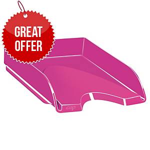 Cep 1002000311 Gloss Letter Tray Pink