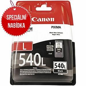 CANON inkoustová kazeta PG-540 XL (5222B005), černá