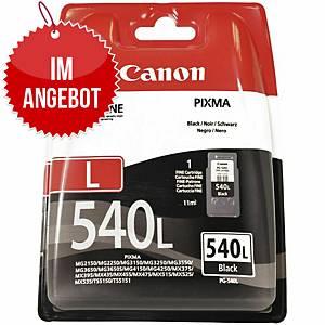 CANON Tintenpatrone PG-540 XL (5222B005) schwarz