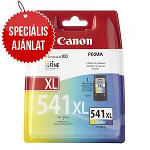 CANON tintasugaras nyomtató patron CL-541 XL (5226B005) 3-szinű C/M/S