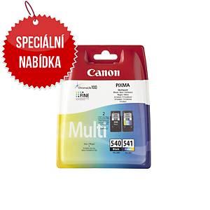 CANON inkoustová kazeta PG-540/CL-541 (5225B006), černá + 3balení C/M/Ž