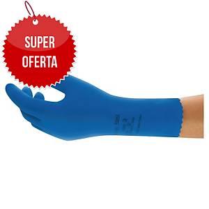 Rękawice ANSELL AlphaTec® 87-665, rozmiar 8,5 - 9, niebieskie, para
