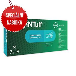 Jednorázové nitrilové rukavice Ansell TouchNTuff® 92-605, velikost 7.5-8, 100ks