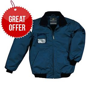 PANOPLY RENO SAFETY COAT DARK BLUE XXL