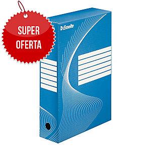 Pudełko archiwizacyjne Esselte Boxy A4 80 mm niebieskie