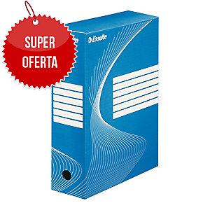 Pudełko archiwizacyjne Esselte Boxy A4 100 mm niebieskie