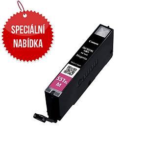 CANON inkoustová kazeta CLI-551M XL (6445B001), magenta