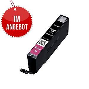 CANON Tintenpatrone CLI-551M XL (6445B001) magenta