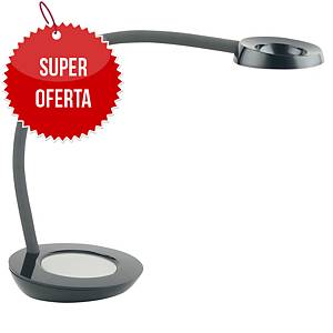Lampa LED ALUMINOR SKYLINE, czarna