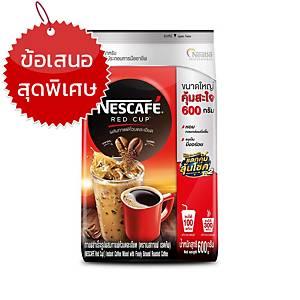 NESCAFE กาแฟเรดคัพ ชนิดเติม 600 กรัม