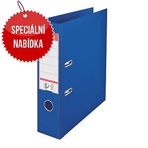 Pákový pořadač Esselte No. 1 Power, A4, šířka hřbetu 7,5 cm, modrá