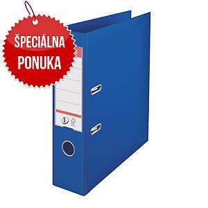 Pákový zakladač Esselte No. 1 Power, A4, šírka chrbta 7,5 cm, modrá