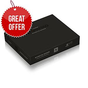 Nespresso Ristretto Intenso - Box Of 50 Coffee Capsules