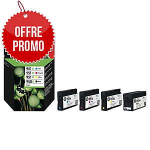 COMBO PACK HP JET D ENCRE 950XL/951XL C2P43AE