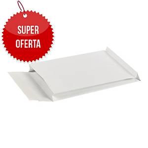 Koperty rozszerzane 280x400x40 białe, w opakowaniu 250 sztuk