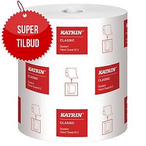 Håndklædepapir Katrin 460104 M Classic, pakke a 6 ruller