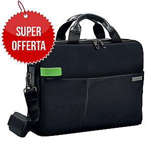 BORSA PC SMART TRAVELLER LEITZ PER PC DA 15.6  NERO