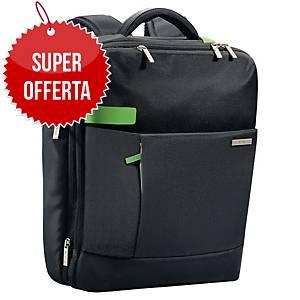 Zaino portacomputer 15,6   Leitz Complete Smart Traveller nero