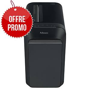 Destructeur Fellowes Powershred® 99Ci - coupe croisée