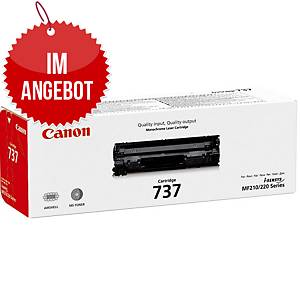 CANON Lasertoner CRG-737 (9435B002) schwarz