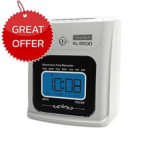TIMETECH TIME RECORDER KL-5500