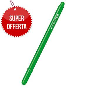 Pennarello Tratto Pen Metal punta 0,5 mm verde