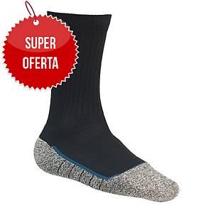 Skarpety BATA Cool MS 2, czarne, rozmiar 39-42, para