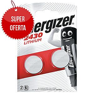 Baterie specjalistyczne litowe ENERGIZER® CR2430 3V, w opakowaniu 2 sztuki