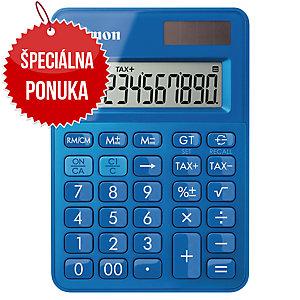 Vrecková kalkulačka Canon LS -100K modrá